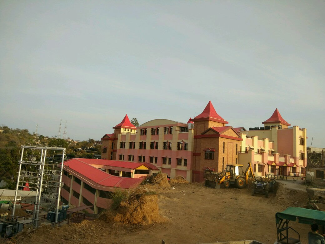 Chintpurni Project (Construction of integrated parking and tourist reception center)